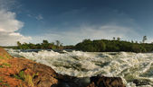 White Nile, Bujagali Falls, Uganda — Stock Photo