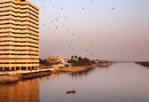 City of Karachi, Pakistan — Stock Photo