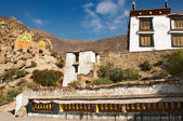 Drepung monastery in Tibet — Photo
