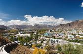 Lhasa- capital of Tibet — Stock Photo