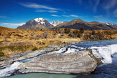 Torres del Paine National Park, Chile — Stock Photo