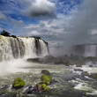 Iguassu Falls, view from Brazilian side — Stock Photo #36544199