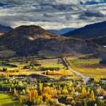 Mountain landscape, New Zealand — Stock Photo #49261573