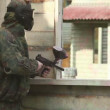 Paintball. — Stock Video