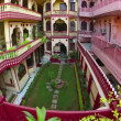 Jaipur hotel. - Foto de Stock  