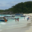 Similan beach — Stock Video