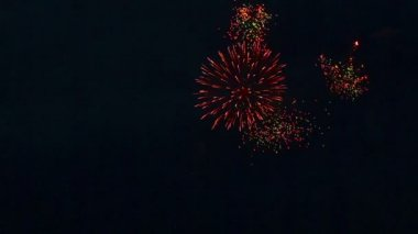 Fireworks — Stock Video