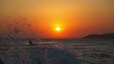 日落 — 图库视频影像