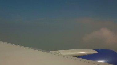 вид с воздуха — Стоковое видео