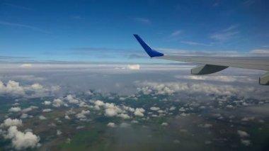 Aérea cloudscape — Vídeo Stock