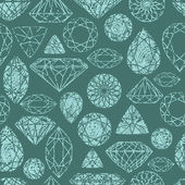 Vector grunge seamless pattern — ストックベクタ