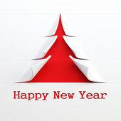 Symbolic New Year — Stock Photo