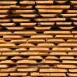 Wood boards texure - Stock Photo