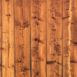 texture des planches de bois — Photo