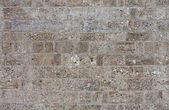 Seamless texture of the old stone wall — Stock Photo