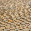 Stock Photo: Stone pavement
