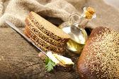 Bread rye — Stock Photo