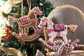 Biscoitos de natal — Foto Stock