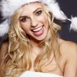 Beautiful Winter Woman — Stock Photo #13899675