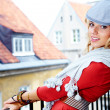 Stock Photo: Autumn fashion