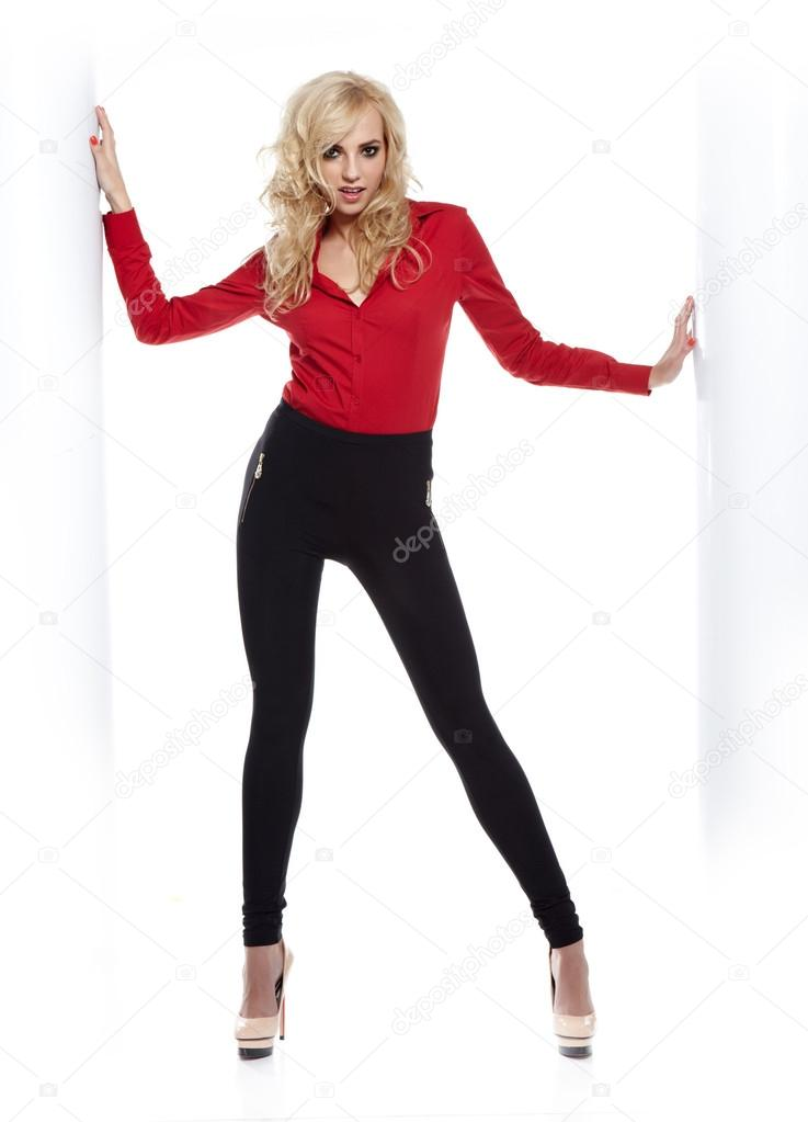 Fashion woman  — Stock Photo #14535407
