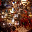 Stock Photo: Arabic lamps and lanterns