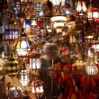 Arabic lamps and lanterns — Stock Photo #15456887