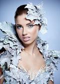 Reina de invierno — Foto de Stock