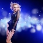 Dance Queen — Stock Photo