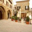 Tuscany, Italy, old typical house - Foto Stock