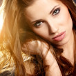 Beautiful woman portrait - Stock fotografie