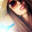 Stockfoto: Summer girl