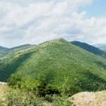 Tuscan hills panorama — Stock Photo