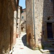 Italian village Pitigliano, Tuscany, Europe — Stock Photo