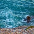 Waves in the Sea — Stockfoto