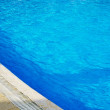Part of swimming pool with blue water — Stock Photo #29771123