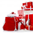 Christmas gifts — Stockfoto #31919449
