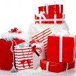 Christmas gifts — Stock Photo #31919487