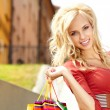 Shopping women — Stock Photo #33471981