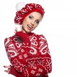Winter Woman — Stock Photo #36060903