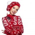 Winter Woman — Stock Photo #36060903