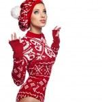 Winter Woman — Stock Photo #36060919