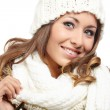 Winter Woman — Stock Photo #37480655