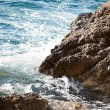 Stock Photo: Mediterranean coast
