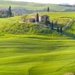 Picturesque Tuscany landscape — Foto Stock #38753487