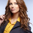 Young business woman — Stock Photo #39300013