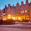 Old town in Gdansk, Poland — Stock Photo #40269995