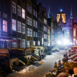 Old town in Gdansk, Poland — Stock Photo