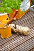 садоводство и хобби — Стоковое фото
