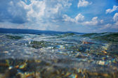 Water sea background — Stock Photo